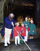Märchenreisen zur Weihnachtszeit in den Saalfelder Feengrotten