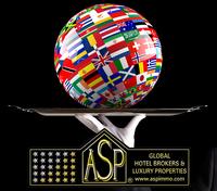 Hotelmakler ASP Global Hotel Brokers sucht neue Hotels zum Verkauf