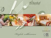 Hotel & Restaurant Birkenhof im Hunsrück - neues Mitglied bei Landidyll