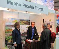 Machu Picchu Travel - Südamerika Reisen auf der Reisemesse CMT in Stuttgart