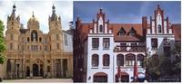 Wismar und Schwerin: Schöne an der Ostsee