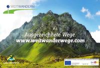 WeitWandern in Österreich auf einen Blick