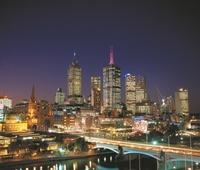 White Night Melbourne - Wenn die australische Nacht zum Tage wird