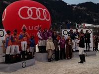 Snow Polo World Cup 2014 in Kitzbühel
