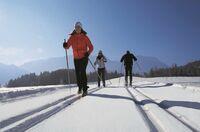 Endlich (Neu-)Schnee: Spontan zum Auspowern nach Inzell