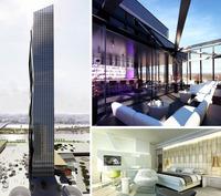 In Österreichs höchstem Wolkenkratzer geht das Meliá Vienna an den Start