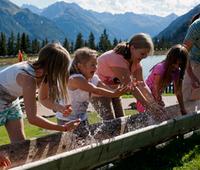 Familienurlaub im Paznaun - Zu jeder Jahreszeit ein Erlebnis