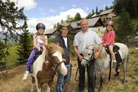 Spannende Sommerattraktionen für Familien am Katschberg