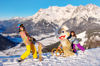 Mit dem Osterhasen auf Schneekurs - und dem Rocker ins Gelände