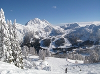 In Kärntens Südwesten: Winterspaß im Pulverschnee