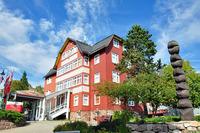 Berghotel in Thüringen
