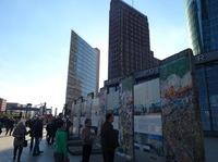 25. Jahre Mauerfall: Stadtrundgang Berliner Mauer