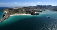 ARGOS vorn dabei: Dream Yacht Charter in Baja California.