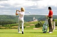 Golftour, Golfkur, Golfkultur in Tschechien