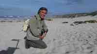 Fernsehstar Sigmar Solbach unterwegs in Südaustralien