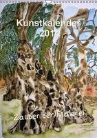 Mit der Kunst und beeindruckenden Kalendermotiven durch das Jahr 2014
