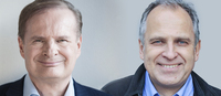 Kultursponsoring zu Gunsten der Jungen Oper Mannheim mit Prof. Dr. Lothar Seiwert und Werner Tiki Küstenmacher