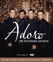 Adoro gehen 2015 wieder auf Deutschlandtour