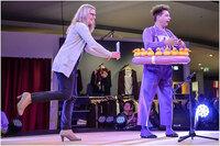 Comedy Künstler brachten mit Showact Publikum zum jubeln