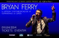Poplegende Bryan Ferry erstmals mit großer symphonischer Besetzung