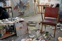 AUSSCHREIBUNG INTERNATIONALES FÖRDERPROGRAMM 2014/15  BILDENDE KUNST: Malerei, Bildhauerei und Fotografie