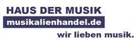 Schnell, direkt, komfortabel per Klick: Noten und Musikbücher online bestellen