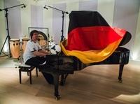 Neuvertonung der deutschen Nationalhymne für WM-Fans