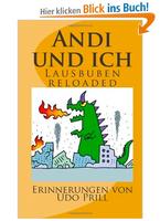 Taschenbuch Neuerscheinung:  Andi und ich