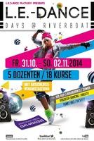 L.E. Dance Days im Kulturhafen Riverboat Leipzig