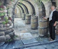 Wandmalerei Rainer Bollmer verschönert jeden Raum