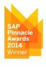 All for One Steeb AG gewinnt erneut SAP Pinnacle Award
