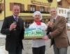 Geburtstags-Party für Schaltjahr-Geschädigte in Bad Hindelang