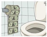 Spareinlagen verlieren dauerhaft an Wert. Inflation und Zinssteuer belasten Rendite.