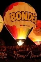 Mit Bondex unter die Ballonfahrer gehen