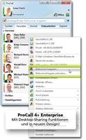 Produktlaunch: Unified Communications-Softwarehersteller ESTOS präsentiert erstmals ProCall 4+ Enterprise