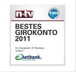Kostenloses-Girokonto.net: netbank verlängert 70 Euro Bonus