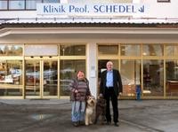 Neuer Ansatz in der Krebstherapie:  Mit dem Hund gemeinsam in Reha