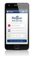 Regus veröffentlicht mobile App für Android-Geräte
