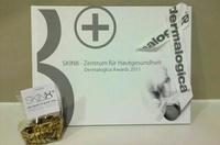 SKIN8 für den Dermalogica Award nominiert, der im mondänen Hotel Adlon verliehen wird.