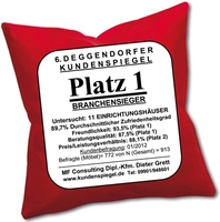 WEKO Wohnen Testsieger im 6. Deggendorfer Kundenspiegel