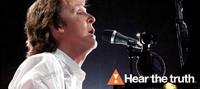 """""""Hear the Truth"""" mit Paul McCartney - JBL verlost sechs exklusive   Konzert-Reisen"""