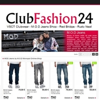 Riesige Jeans-Auswahl bei ClubFashion24.de