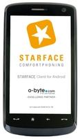 """Messepremiere auf der CeBIT 2012: Mobilintegration mit dem """"STARFACE Client for Android"""""""