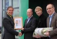 Auszeichnung für die Jürgen Hohnen GmbH