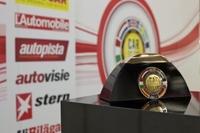 """Der Genfer Autosalon beginnt mit einem Sieger: Der Opel (Vauxhall) Ampera/Chevrolet Volt ist das """"Car of the Year 2012"""""""