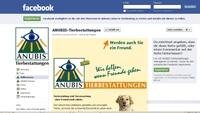 ANUBIS-Tierbestattungen nun auf Facebook