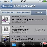 fotocommunity.de: Jetzt auch für iOS und Android