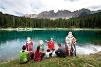Mit der Familie nach Südtirol
