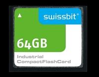 Extrem zuverlässig: Die neue Swissbit C-400 Series CompactFlashTM Card