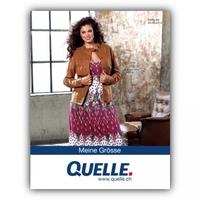 Die neue Grosse Grössen Kollektion von QUELLE ist online